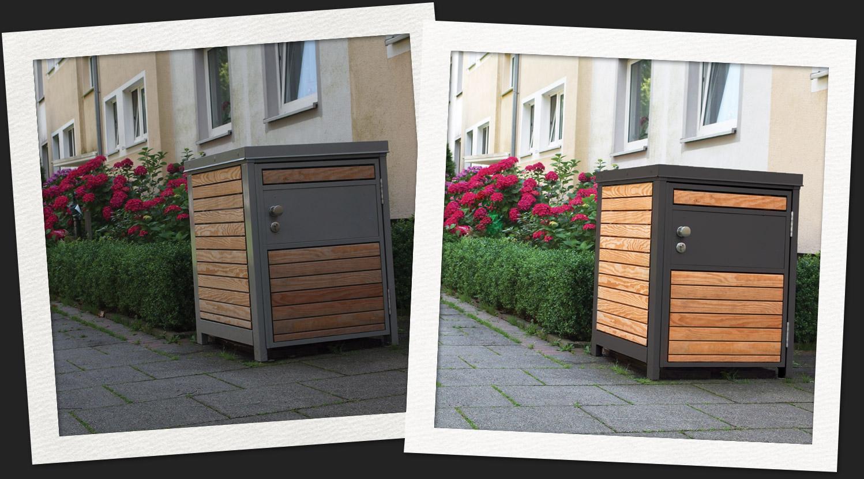 kompaktboxen bildbearbeitung